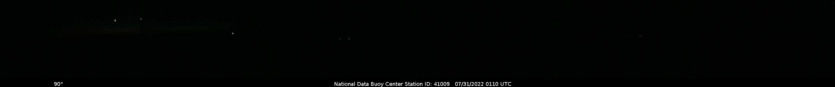 CANAVERAL 20 NM East of Cape Canaveral, FL