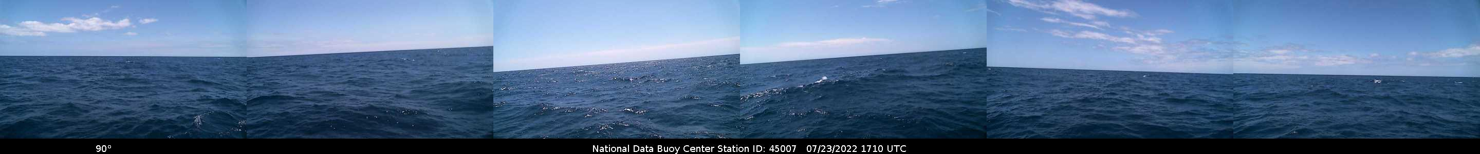 SOUTH MICHIGAN - 43NM East Southeast of Milwaukee, WI
