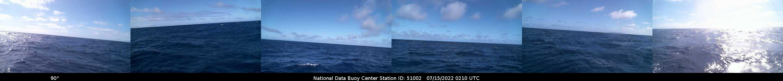 SOUTHWEST HAWAII - 215NM SSW of Hilo, HI