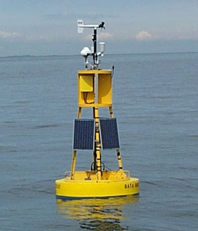 Long Island Sound Buoy